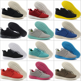 Wholesale Cheap Athletic Running Shoes Men 2018 High quality Olympic London Sneakers Sport Shoes Free Shipping Size 7-10