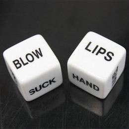 Exotic Novelty Sex Dice Erotic Craps Sex Dices Love Sexy Funny Flirting Toys for Couples Adult Games Adult Products Health & Beauty