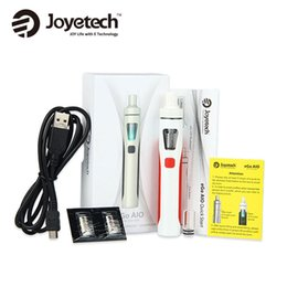 Joyetech eGo AIO Kit With 2.0ml Capacity 1500mAh Battery Anti-leaking Structure and Childproof Lock All-in-one style Device From Heavengifts