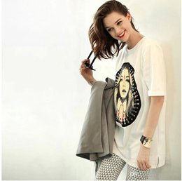 PT58 t shirt woman rock punk plus size cotton summer high quality