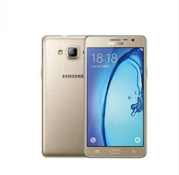 Original Samsung Galaxy ON5 G5500 5.0 inch Quad Core 1.5GB RAM 8GB ROM 8MP Camera 4G LTE Refurbished Cell Phones
