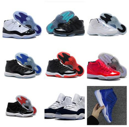 2018 men Gown Prom Gamma Blue 72-10 Basketball Shoes Platinum Tint Gym 11 XI Red Bred 11s PRM Barons Concord 45 Platinum gold sport sneaker