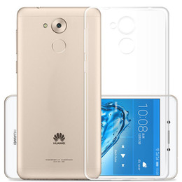 Ultra Thin Soft TPU Silicone Rubber Clear Transparent Cover Case For Huawei P30 Pro P20 Lite Mate 20 X 10 Nova 5i Y9 Y6 P Smart Anti-knock