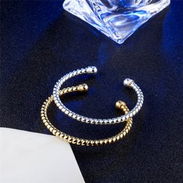 Fashion 925 Sterling Silver Bangle Match For Gift Women Bracelet Twisted Web Silvery Bangle Jewelry