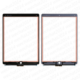 50PCS OEM Touch Screen Glass Panel Digitizer for iPad pro 9.7'' Balck and White free DHL