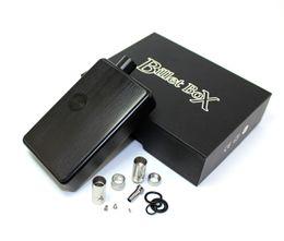 New Arrival SXK Billet Box SXK 70w b box with USB port rev.4 Device black dober color bb box Free Shipping