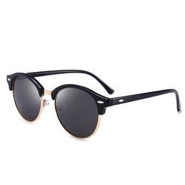2018 Men New Fashion Clear Lens Driving Mirror Polarizer High Quality Fishing Glasses Fashion Hiking Sunglasses
