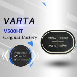 Germany imported VARTA V500HT 1.2v 500mAh Jeep vehicle remote control battery with welding spot original genuine Solder joint Dismantling