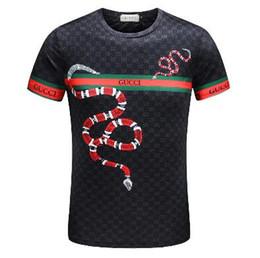 2018 Men's Spring Summer Casual Business T-shirt Classic Shirt Men's Shirt Classic Men's T-Shirt Trend T-Shirt 2120021529
