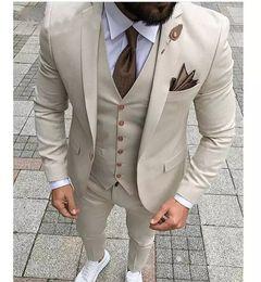 three-piece New Men's dress, suit, groom dress, Korean version, formal suit, groom, best man suit Business and leisure banquet