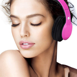 Portable Bluetooth Headphones with Build-in Mac Handsfree Headset Perfait for Children
