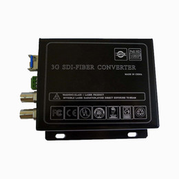 3G HD SD-SDI Video to Optic Media Converter; SDI Video over Fiber Transceiver; 20km, Single Fiber, Single Mode