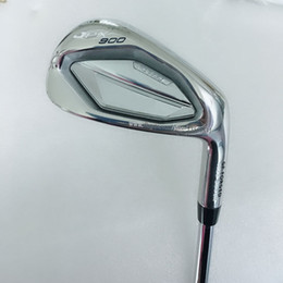 NEW wholesale Golf Clubs JPX 900 Forged Golf Irons set 456789PG N S PRO 950 R Steel Golf shaft Clubs Irons Free shipping