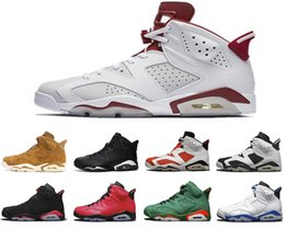 Mens women 6s VI Basketball Shoes High Quality Sports Running sneakers for Women men Trainers Athletics Boots outdoor