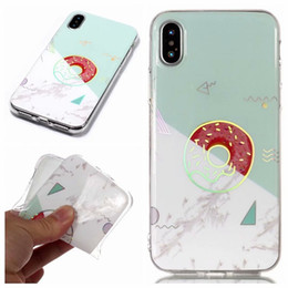 Plating Marble Soft TPU Case for iphone X XS Max XR 8 7 6 6S Plus Galaxy S8 S9 Plus A3 A5 A7 J3 J5 J7 (A6 A8 J4 J6 J8)2018