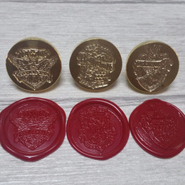 Shipping Delicate Sealing Wax Stamp Blessing Twilight Harry Potter Hogwarts school badge wax seal stamp Brass head