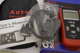 Autel Maxidiag VAG 405 VAG405 Code Reader VAG OBD 2-In-1 CAN for VW AUDI OBD2 Scanner
