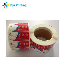 Best quality wholesale price round matte silver PET vinyl label with serials Numbers printing