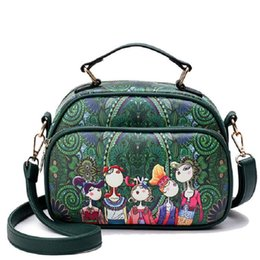 New fashion desinger high quality women shoulder bags small green flap handbags cross body bag wholesale