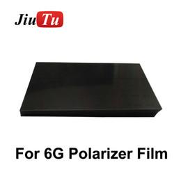 JiuTu Original LCD Polarizer Film for iPhone 6G 6S 7G 4.7Inch Broken LCD Repair Fix Refurbishment