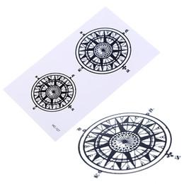 Tatouage A Boussole Distributeurs En Gros En Ligne Tatouage A