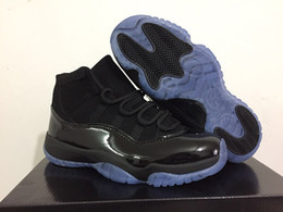 New 11 Prom Night 11s Cool Grey Men Basketball Shoes Space Jam 45 Blackout Athletic Sport Sneakers