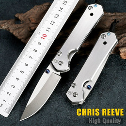 High quality!Chris Reeve Umnumzaan tactical folding knife wilderness outdoor tool survival hunting Knives EDC defensive pocket knife