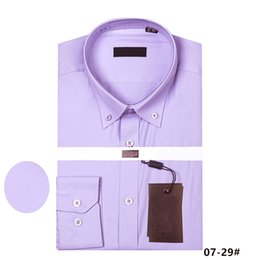 2018 real picture men's long-sleeved high cotton shirt good quality men's casual 9ant fashion shirt social brand men shirt M to 4XL