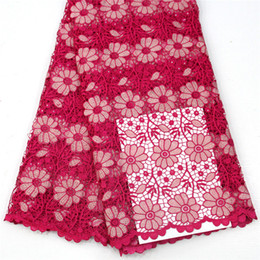 African lace, Swiss lace, French high-end evening dress, wedding dress, 5 yard DHL free delivery.sy1078