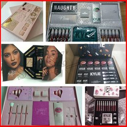 Kylie Jenner Vacation Collection bundle Fall Collection Birthday Limited Edition Makeup Kit I WANT IT ALL Holiday Christmas Big Box Set