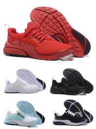 2018 TOP Air PRESTO BR QS Breathe Black White Mens Basketball Shoes Sneakers Women Running Shoes For Men Sports Shoe,Walking designer shoes