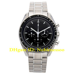 luxury Mens Watch Moon Black Dial Vintage Steel Mens Watch 3570.50.00 Planet Ocean Professional No Chronograph Automatic Men's Watches