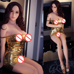 TOP Silicone Sex Doll Metal Skeleton 168cm Lifelike Full Size Japanese Adult Sex Love Dolls Oral Vagina Anal Love Doll