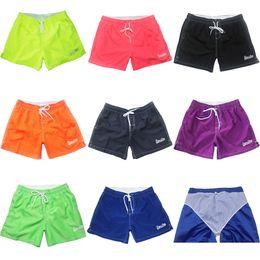 High Quality Mesh Liner Board Shorts Mens Beachshorts Bermudas Shorts Leisure Shorts Quick Dry Surf Pants Swim Trunks Swimwear Swim Pants