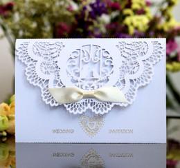 2018 Carte Dinvitation De Fte Mariage Romantique Papillons Sculpts Lgants Belles Invitations Pour Affaires Anniversaire