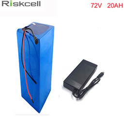 electric bike 72V 20Ah battery with free 84V 2A charger 72v 20a electric bicycle li-ion battery 72v 2800w lithium battery