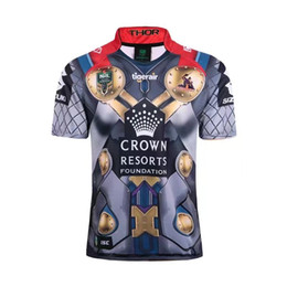 New 2018 NRL JERSEYS MELBOURNE STORM 2017 Melbourne Hero Edition storm rugby jerseys shirts Men shirts 2018 19 top quality size S-3XL