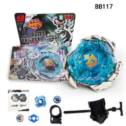 Beyblade Metal Plastic Toys Beyblades Spinning Tops Toy Set,Bey Blade Toy with Launchers,Hand Spinner for Kids