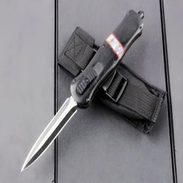 recommend Bend A109 Black and red bean 2 modes Hunting Folding Pocket Knife Survival Knife Xmas gift for men 1pcs freeshipping