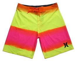 Brand New 4Way Stretch Leisure Shorts Mens Quick Dry Surf Pants Swimwear Swim Trunks Swimming Trunks Swim Pants Bermudas Shorts Board Shorts