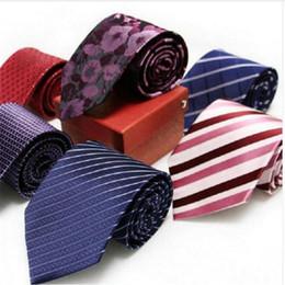 real silk necktie 9CM tie for men strips waterproof antifouling 150CM longer pack with box