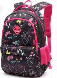 School Backpacks For Girls Primary Kids Bags High Quality Large Size Capacity School Bags For Children Girls
