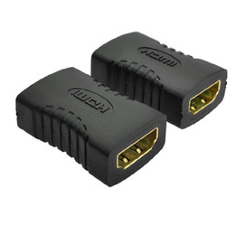 HDMI Female to Female Adapter Coupler Connector Converter for projector computer HD TV XBOX PS3 1080P HDMI Adapter