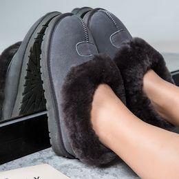 Snowshoe women winter version plus fleece students woollen beanie shoes short boots shoes cotton shoes