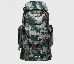 New Style Outdoor Military Sports Backpack Camping Bag Rucksacks Larger Capacity travel backpack Computer Bag