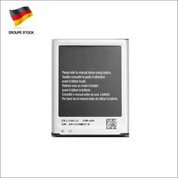 For Samsung Galaxy S3 i9300 100% New OEM Battery EB-L1G6LLU 2100 mah Replacement akku Germany Stock dhl ddp freeshipping