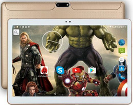 Tablet 10 inch 3G 4G Tablet PC octa core 4GB ram 32GB ROM Dual SIM cards Android 5.1 Tablet PC GPS + gift