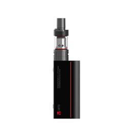 KIT Vaptio S75 original de hasta 75 vatios cigarrillo electrónico Starter Vape Kit Pantalla de OLED de 0,91 pulgadas