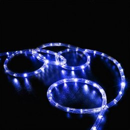 Solar lights string outdoor garden 100LED tube copper wire holiday wedding garden decoration energy-saving lantern