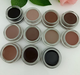 Makeup Eyebrow Enhancers Waterproof Coloring Eyebrow Cream Long Lasting Natural Eyebrow Maquillage Have 11 Different 4g